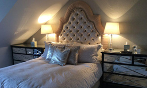 Ilkley Bedroom Project by Christine Yorath