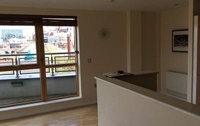 Brewery Wharf Apartment Facelift