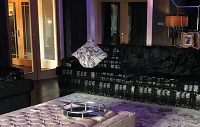 Interior design by Christine Yorath