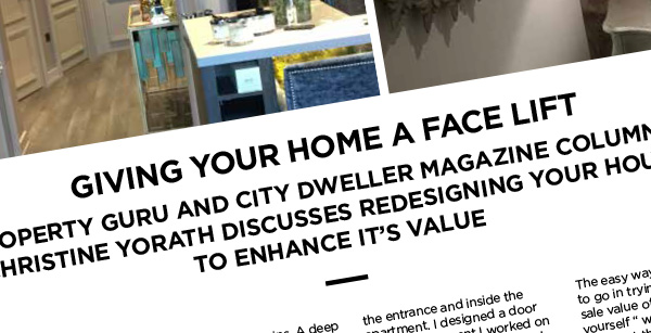 Giving Your Home A Face Lift
