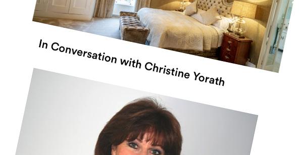 In Conversation with Christine Yorath