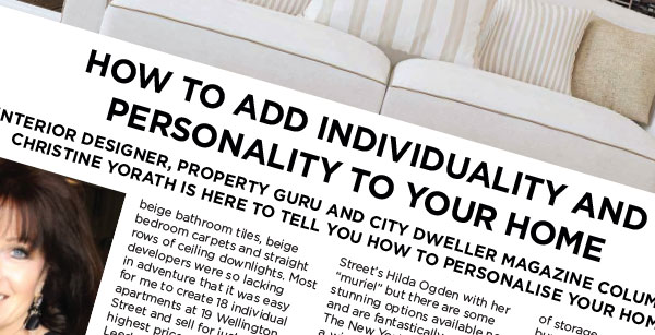 How To Add Individuality
