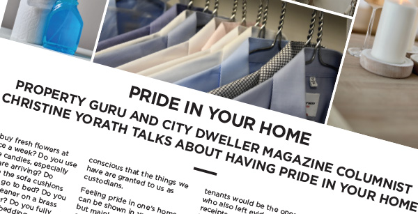 Pride In Your Home