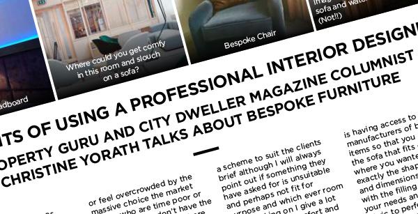 Professional Interior Designers Benefits
