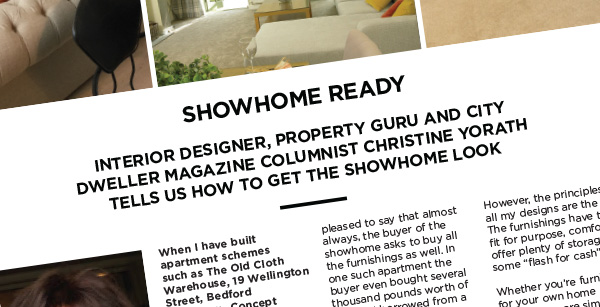 Showhome Ready